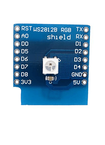 SHIELD LED RGB WEMOS D1 MINI