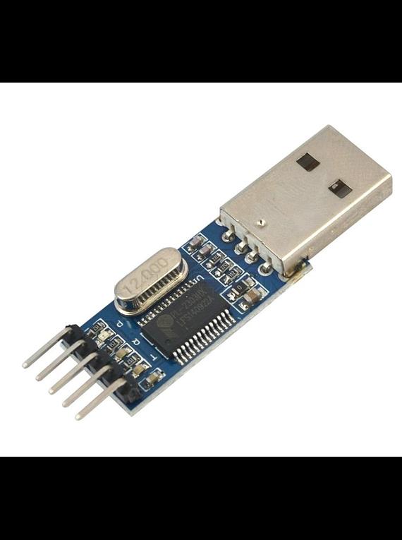 CONVERSOR USB A TTL PL2303HX SERIAL