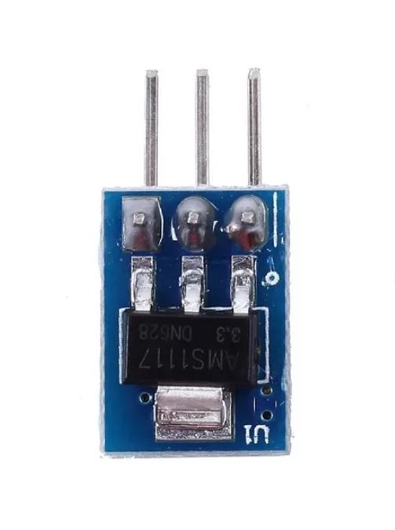 REGULADOR AMS1117 MINI DE 5V A 3.3V