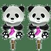 Stoppers Panda Hiya Hiya