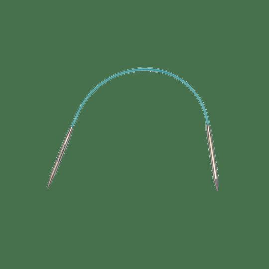 Agujas circulares Acero inoxidable SHARP 9