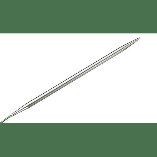 Agujas circulares Acero inoxidable SHARP 32