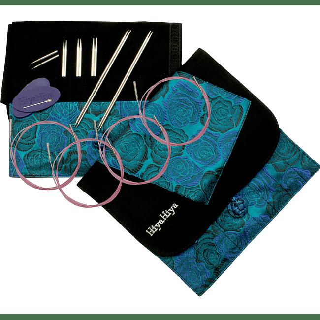 Set Agujas intercambiables para calcetines