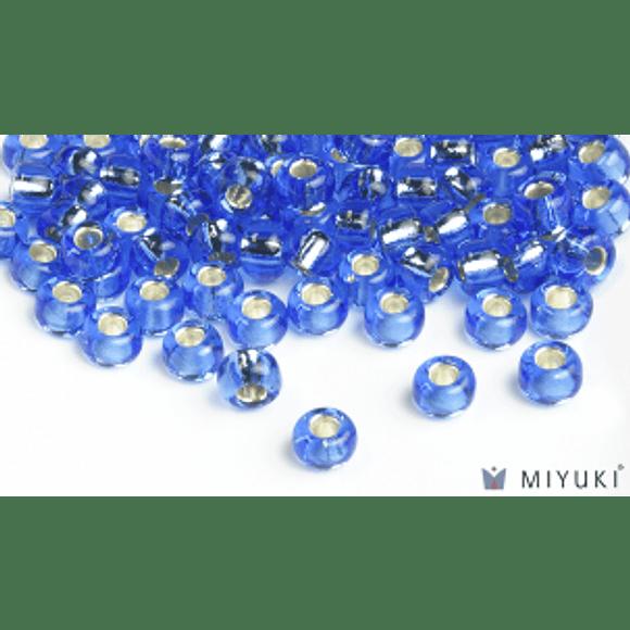 Silverlined Cornflower Blue