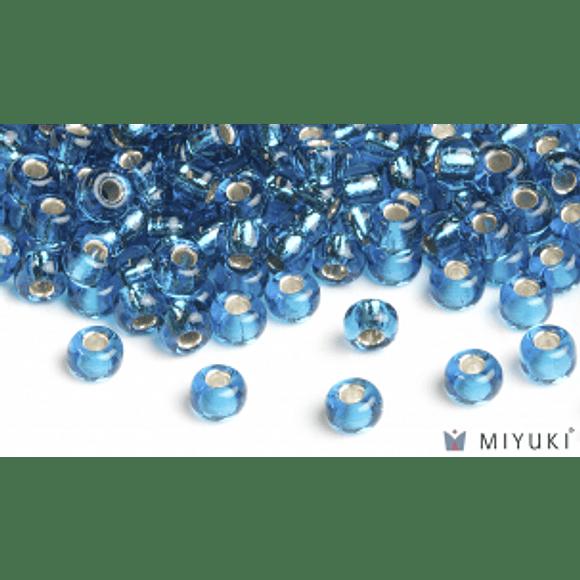 Silverlined Capri Blue