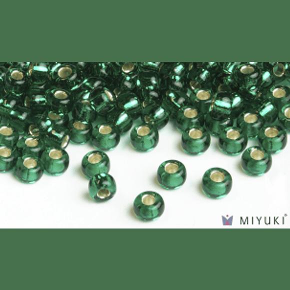 Silverlined Emerald