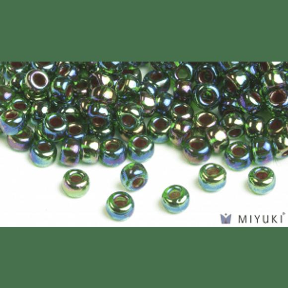 Cobalt-Lined Green AB