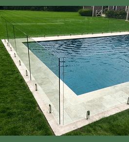Cierre de piscinas