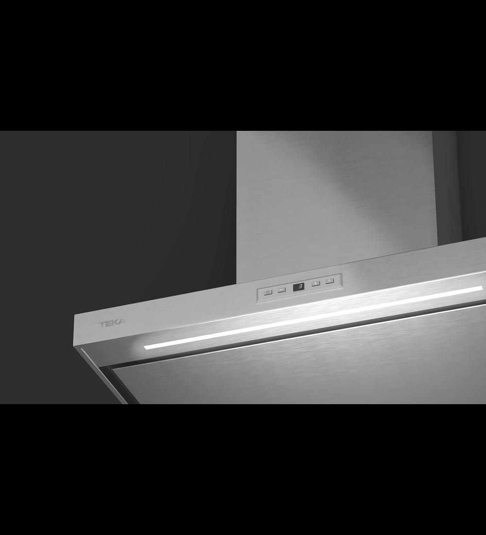 Campana DPS-986 Slim Inox