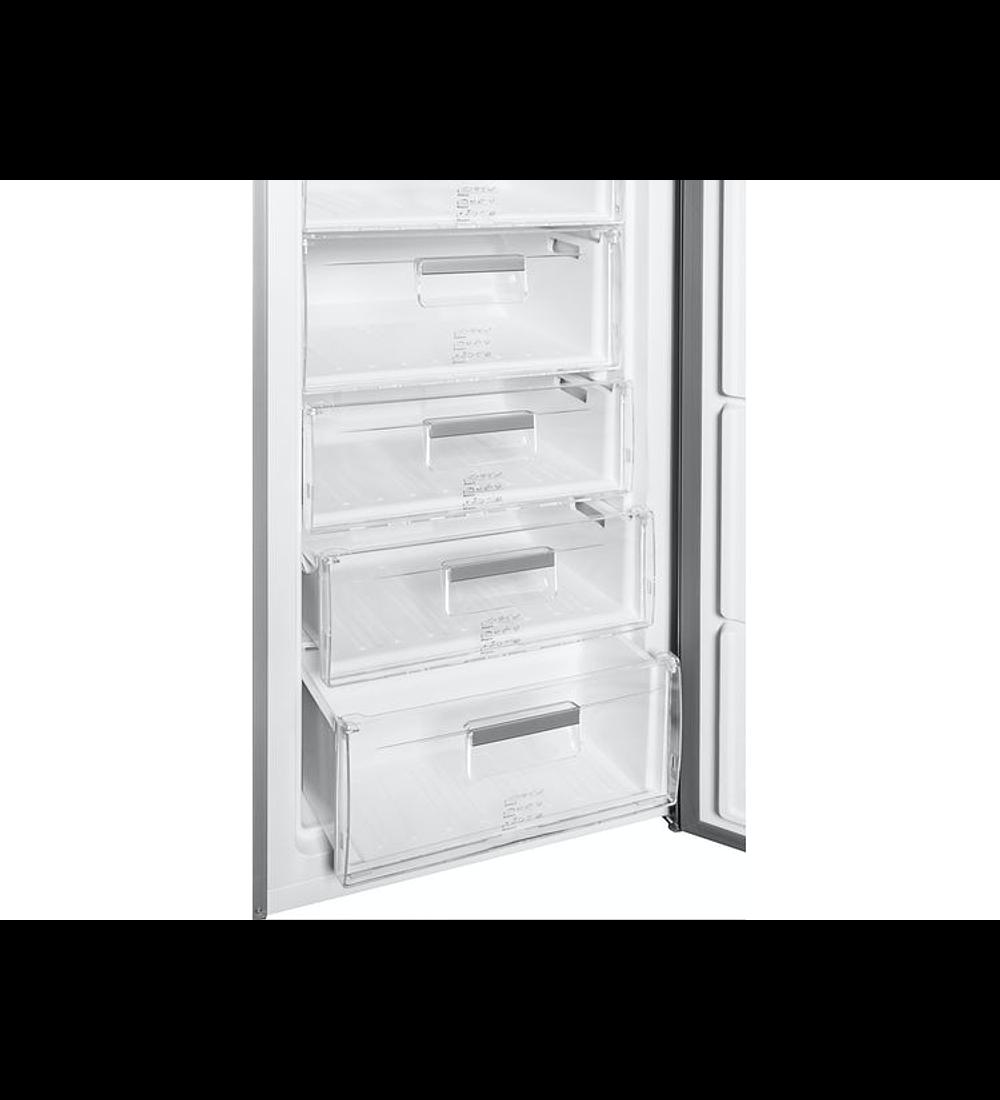 Freezer TGF3-270 NF Inox