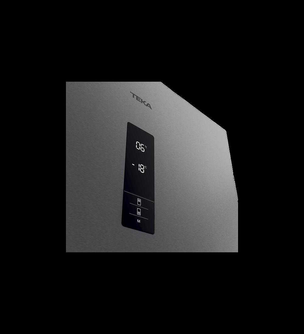 Refrigerador RBF-74620 SS (Inox)