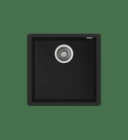 Lavaplatos SQUARE 40.40 TG Granito Negro (BE)