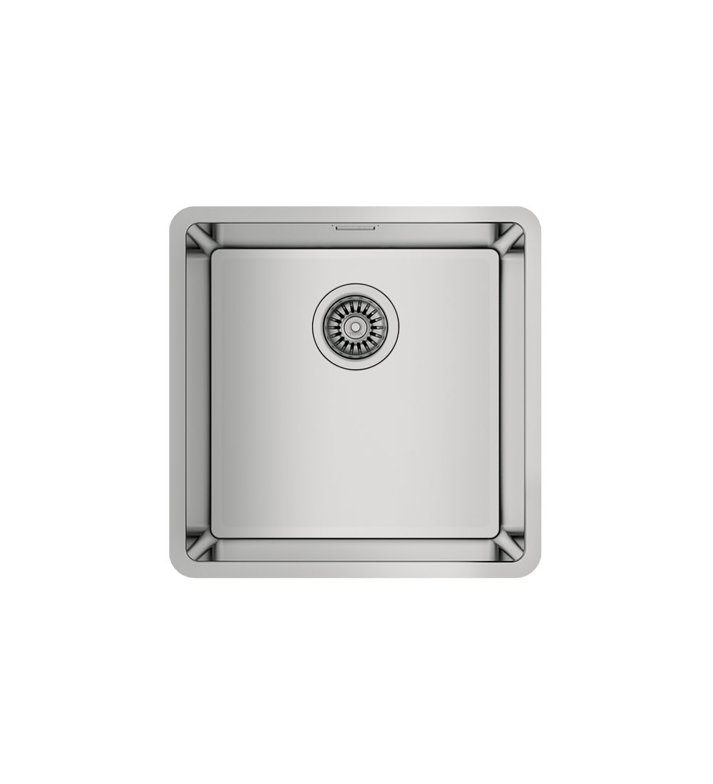 Lavaplatos BE Linea RS-15 40.40  3 ½''
