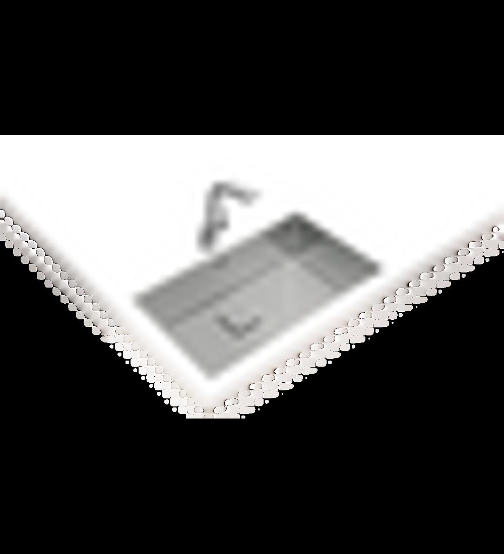Lavaplatos FLEXLINEA RS15 71.40 3 ½''