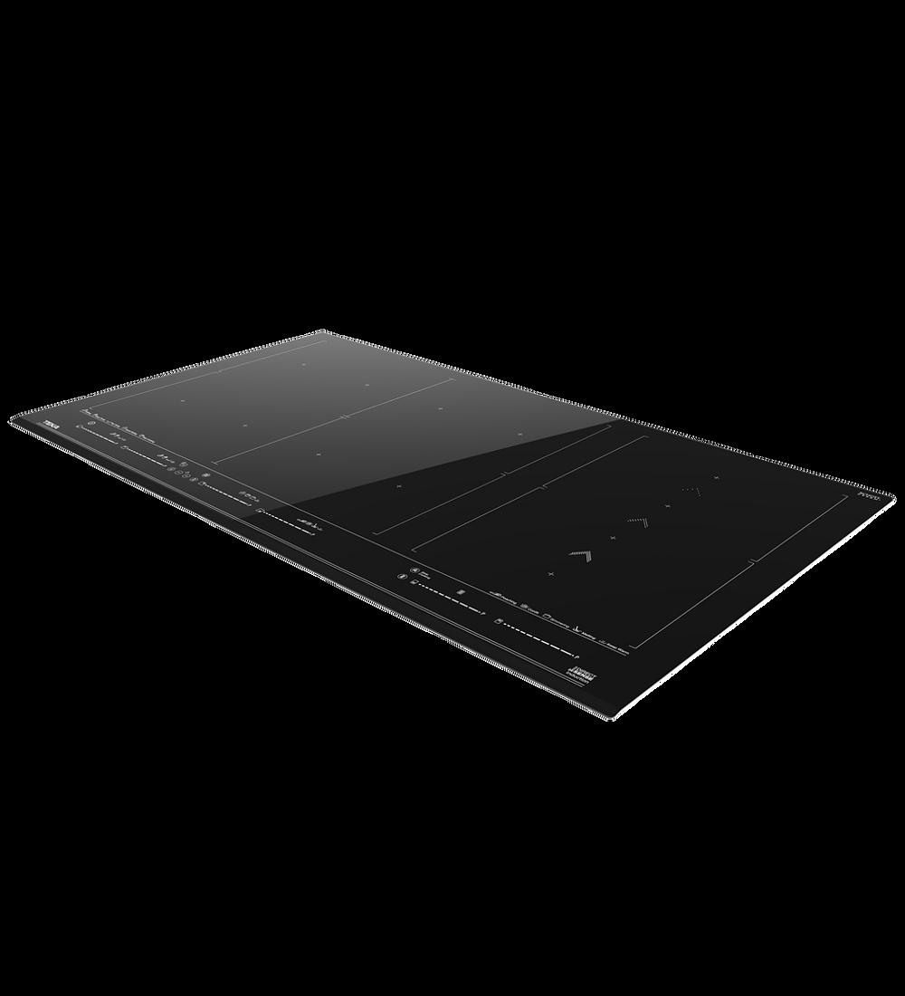 Placa de inducción FullFlex DirectSense de 90 cm con sensores de temperatura