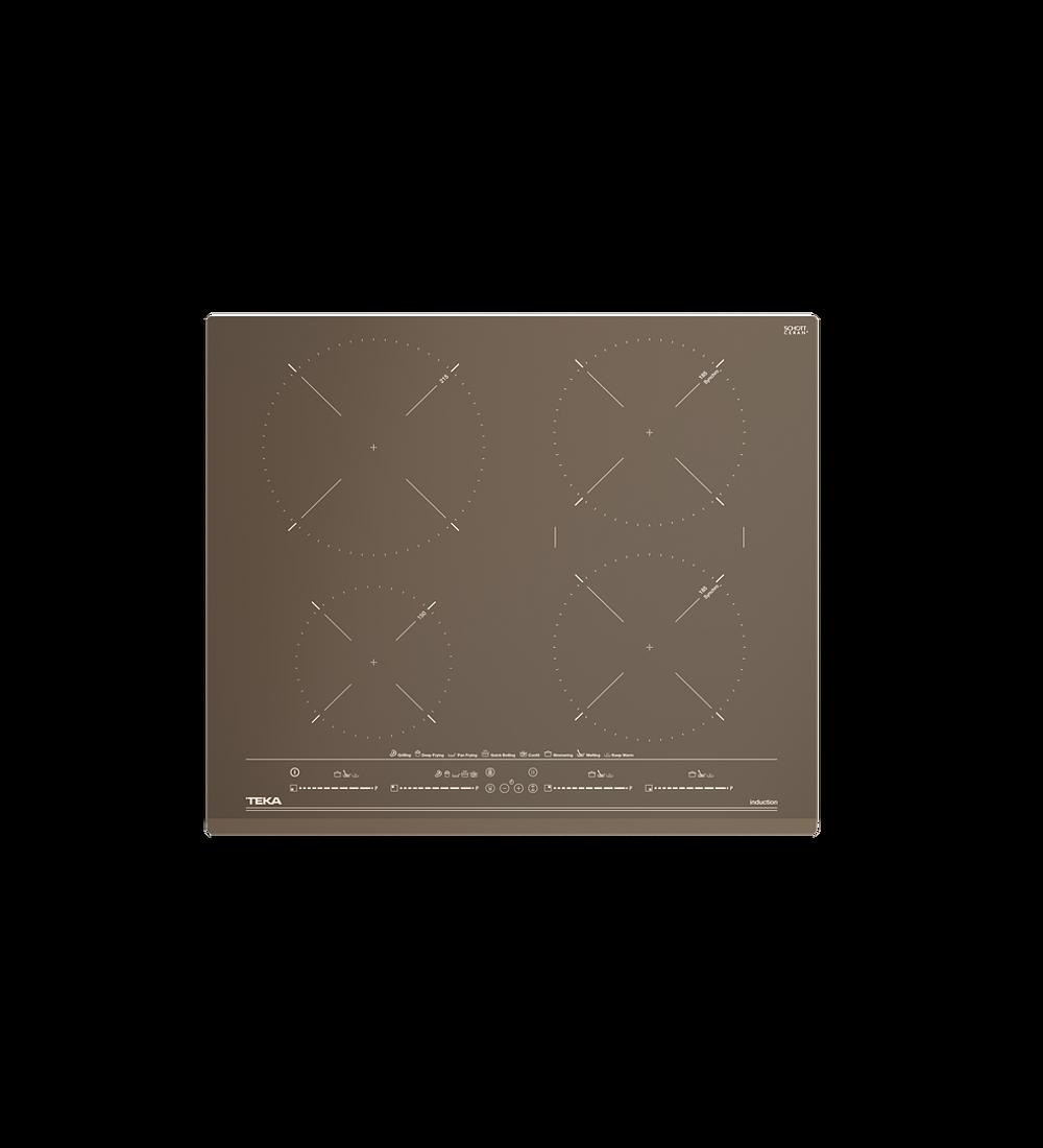 Placa de inducción MasterSense con 4 zonas IZC-64630 LB MST (London Brick)
