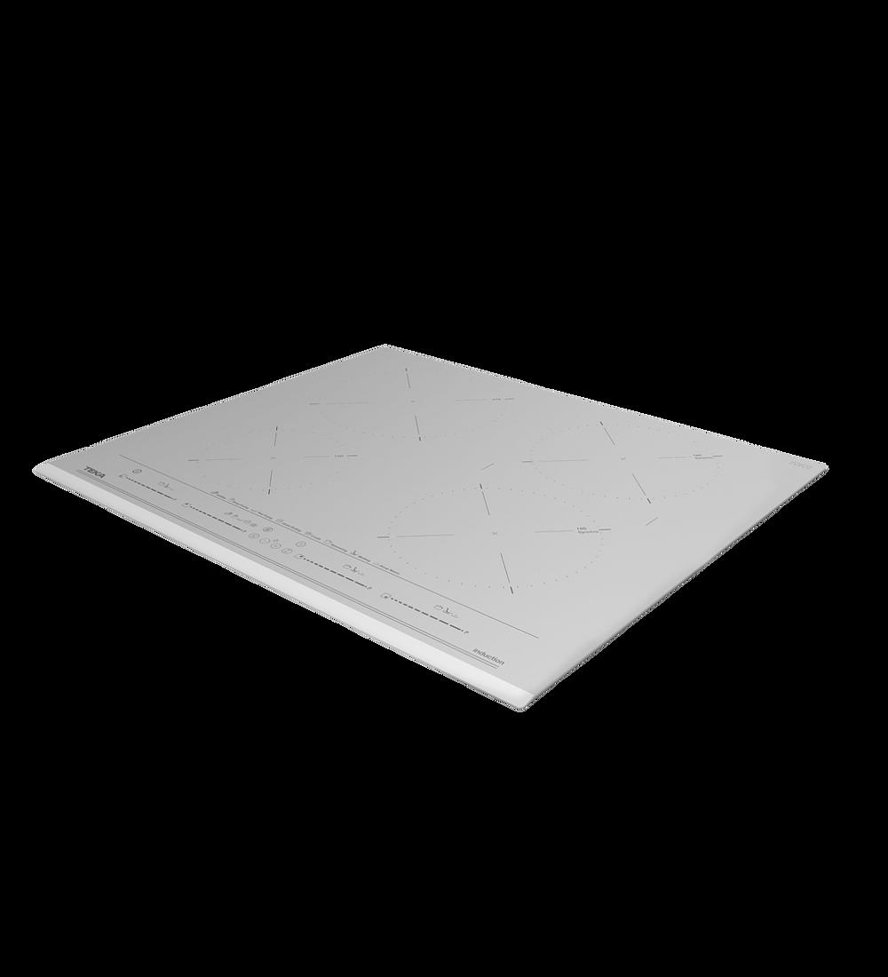 Placa de inducción MasterSense con 4 zonas IZC-64630 WH MST (While)