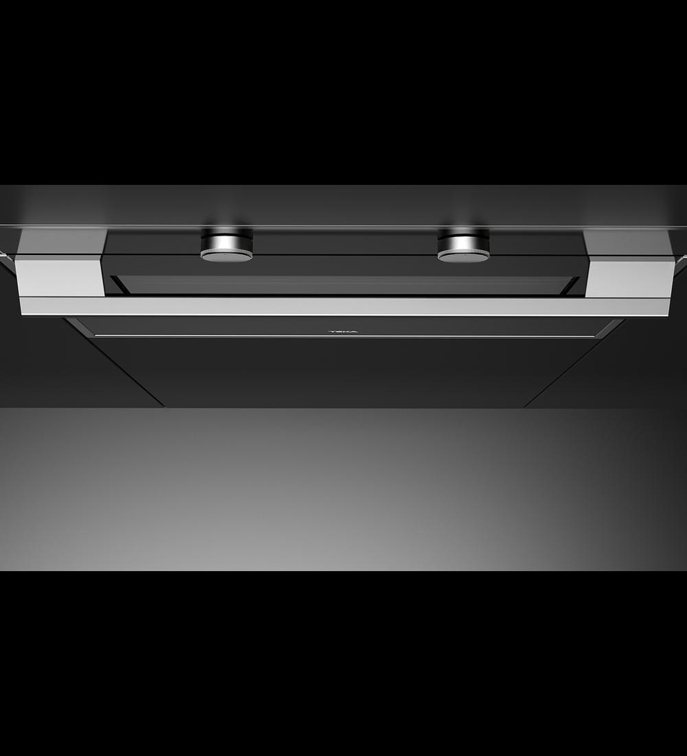 Envasadora al vacio con báscula de cocina y auto-cierre VS 152 GS Negro