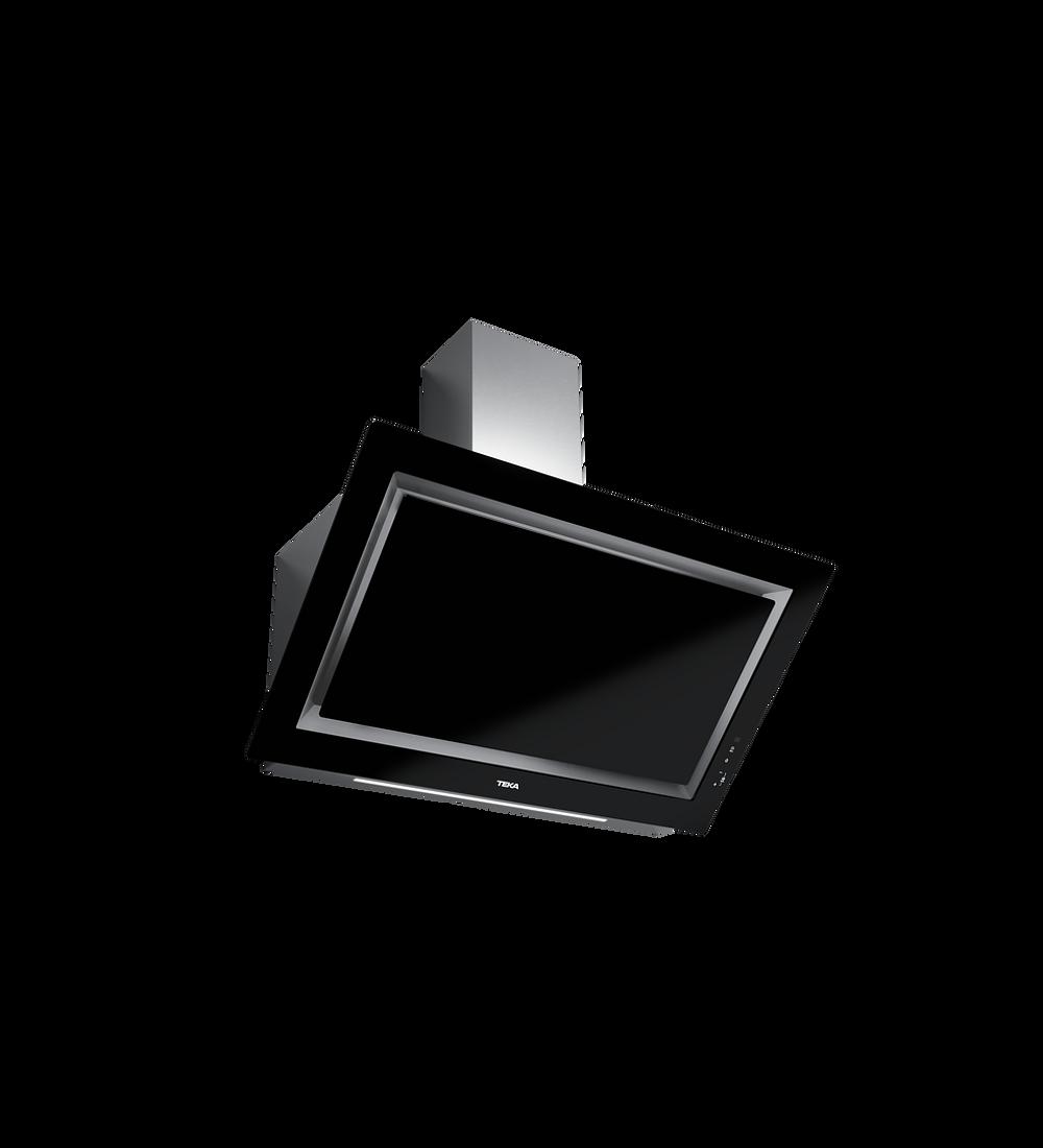 Campana decorativa vertical  DLV-98660 BK TOS
