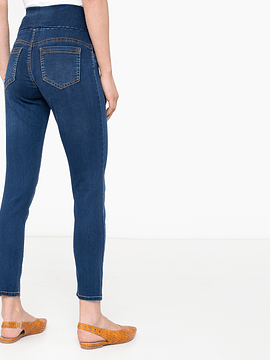 JEANS UTOPY PITILLO PUSH UP MEZCLILLA