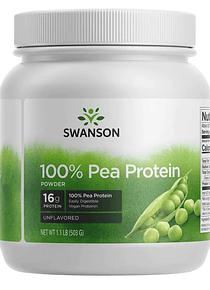Proteína de arveja 503g Swanson