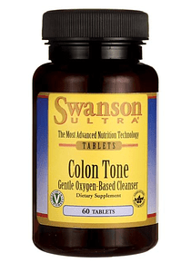 Colon Tone 60 tabletas Swanson