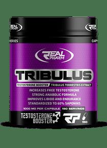 Tribulus 150 capsulas - Real Pharm