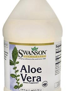 Aloe Vera jugo Swanson 1 Gallon (3.78 L )