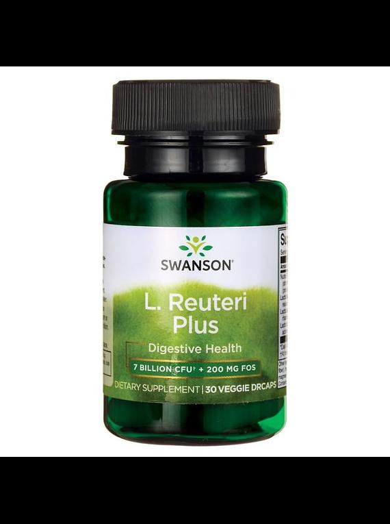 Probiotico L. Reuteri Plus 7 Billones