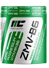 MuscleCare ZMV-B6  60 tabletas
