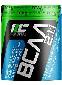 MuscleCare BCAA 2:1:1 180 tabletas