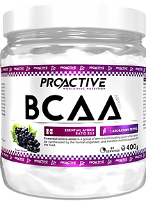 Proactive BCAA polvo Advance 400g