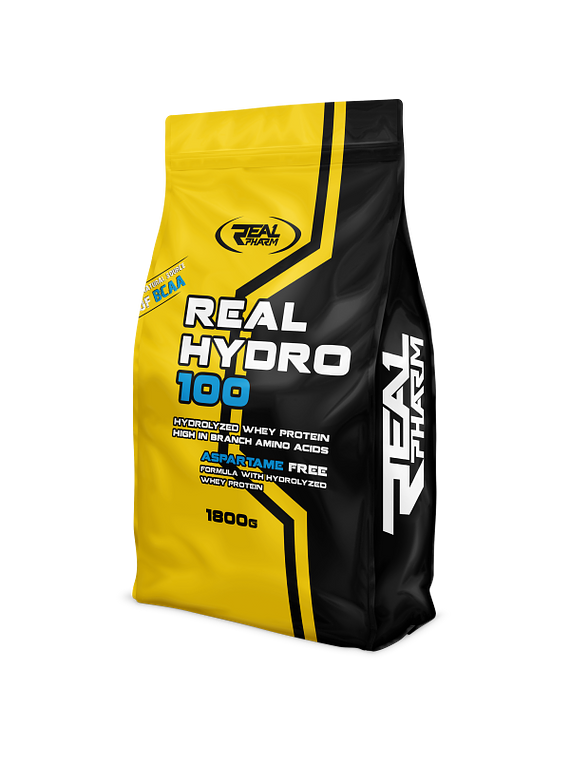 Real Hydro 1800g - Real Pharm