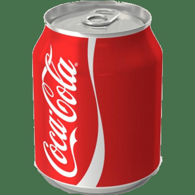Refresco sabor cola,  paquete con 24 latas de 235 ml.