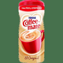 Sustituto de crema para café, frasco de 311 gramos.