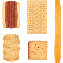 Galletas surtido, caja de 330 gramos