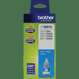 Botella de tinta BT5001C color Cyan, 5000 páginas, inyección de tinta