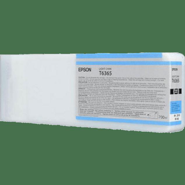 Cartucho de tinta color Cyan Light para la Stylus Pro 7900, 9900