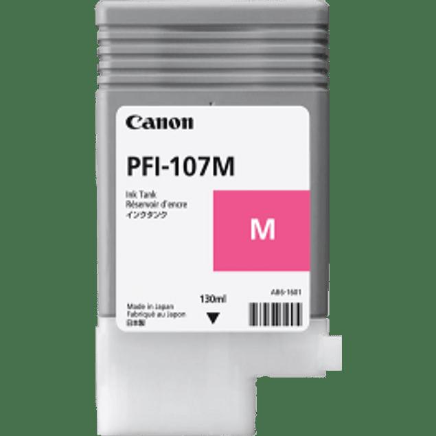 Tanque de tinta color Magenta PFI-107M