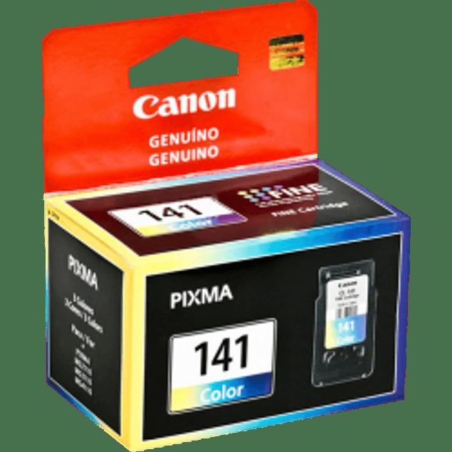 Tinta CL-141XL a color, compatible con modelos: pixma MG2110, pixma MG3110