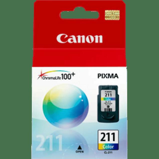 Tinta a color CL211 para pixma MP240