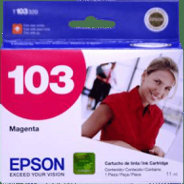 Tinta color magenta para T40w, TX600FW