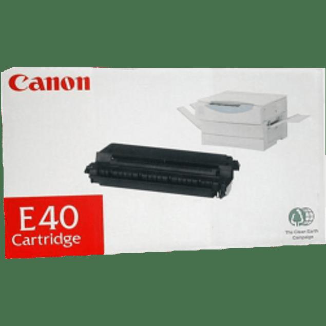 Cartucho de tóner E-40 compatible para copiadoras PC300/ 325/ 330L/ 400/ 425/ 428/ 430/ 745/ 920/ 940/ 950/ 941/ 140/ 150/ 160/ 1700