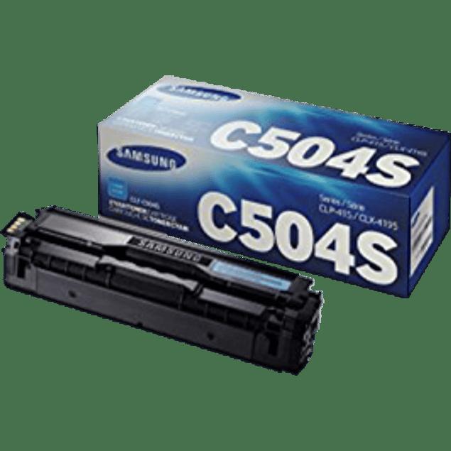 Tóner color cyan para CLP-415N CLX-4195FN