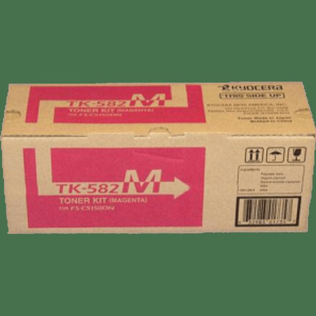 Tóner color magenta TK-582M