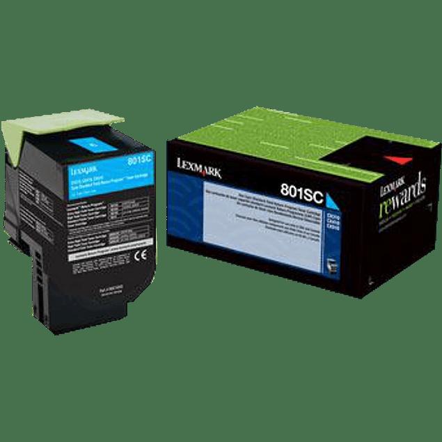 Tóner color negro compatible con CXX10, CX310, CX410, CX510