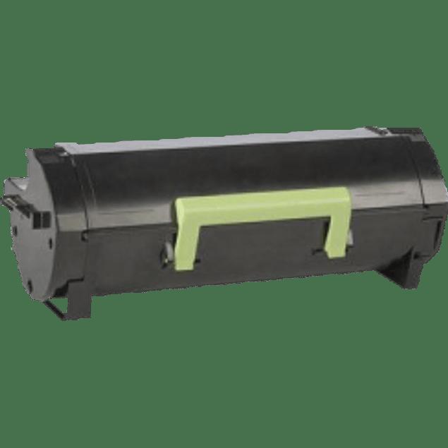 Tóner color negro para impresora MS310, MS410, MS510, MS610, alto rendimiento 5000 impresiones