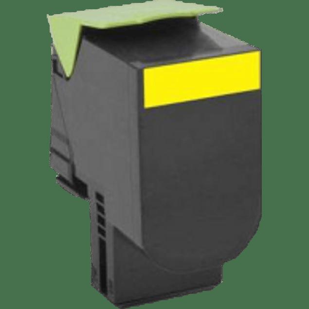 Tóner color amarillo, para impresora CS310/CS410, rinde 3,000 páginas