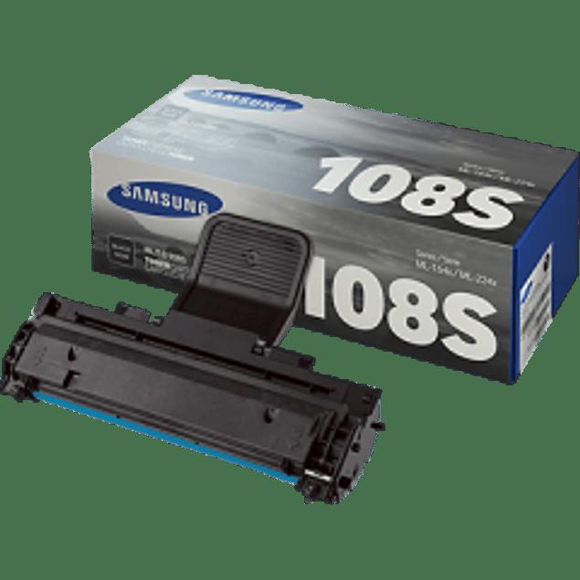 Tóner color negro, para impresoras ML-1640 y ML-2240, rendimiento 1,500 páginas