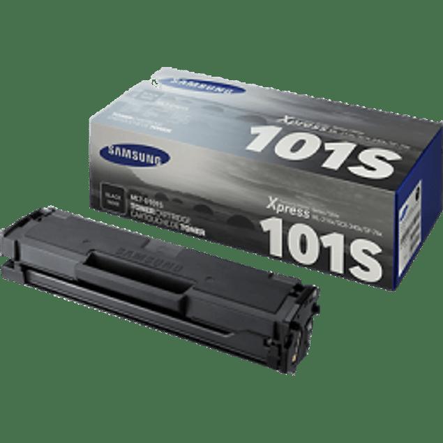 Tóner color negro  modelo MLTD-101S para impresoras ML-2165 y ML-2165W